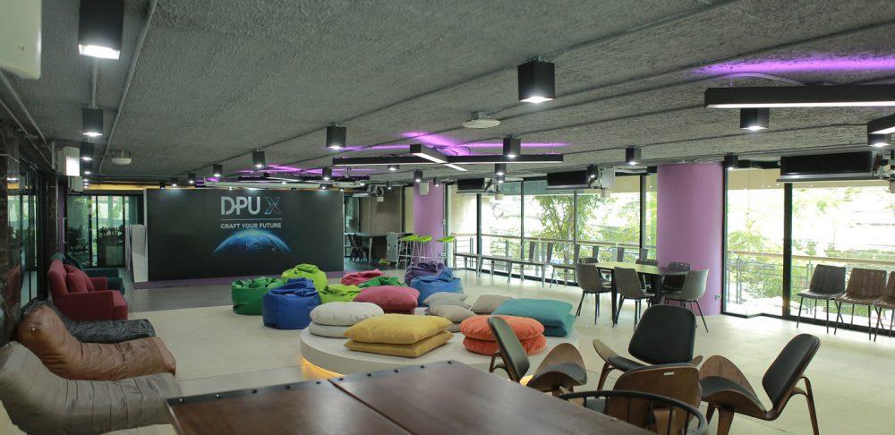 'ดีพียู เอ็กซ์' (DPU X) สถาบันเพื่อพัฒนาการเป็นผู้ประกอบการและบุคลากรแห่งอนาคต