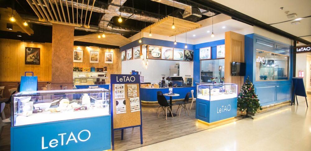 LeTAO Café
