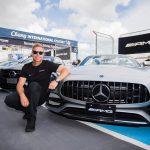 Peter Hackett-Chief Instructor Mercedes Benz Driving Event